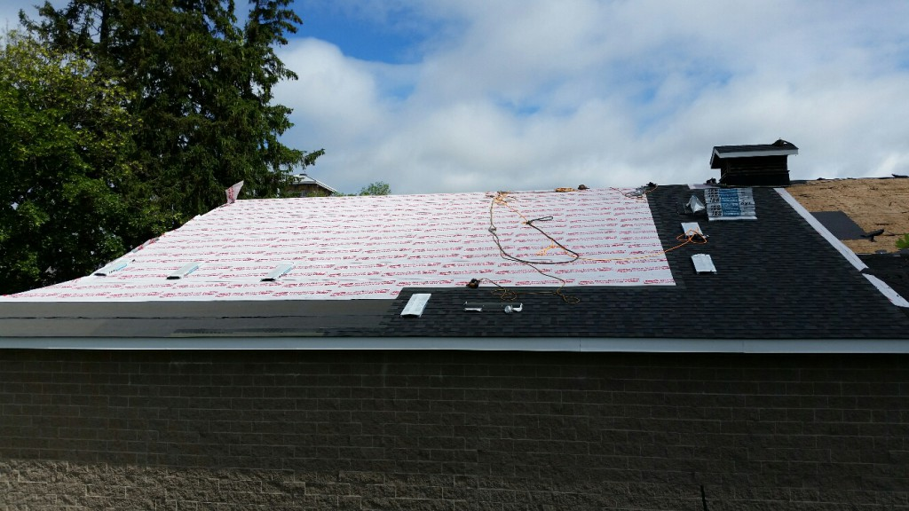 Ice And Water Rockway Roofing And Building Supplies